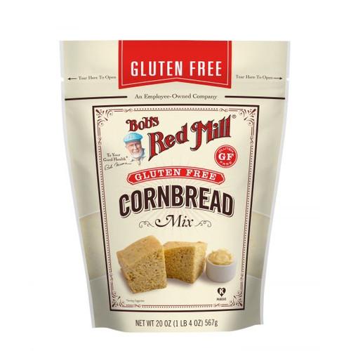 Bob's Red Mill Gluten-Free Cornbread Mix