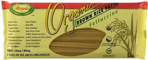 Rizopia Organic Brown Rice Fettuccine Pasta