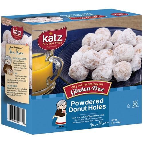 Katz Gluten-Free Powder Donut Holes (FROZEN)