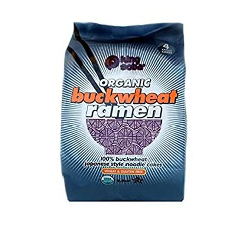 King Soba Organic Buckwheat Ramen Noodles (4 Pack)