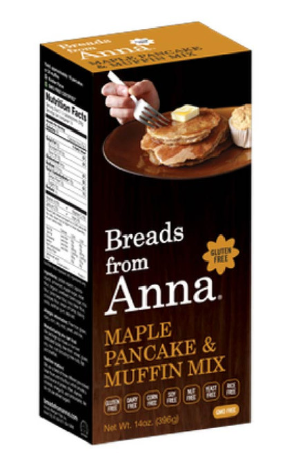 Breads From Anna Maple Pancake & Muffin Mix
