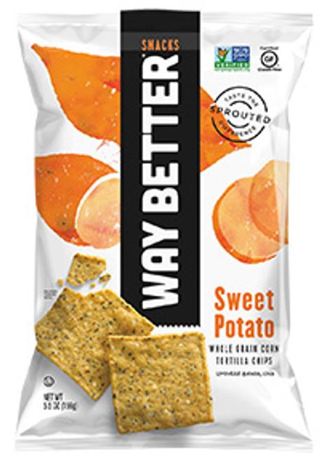Way Better Snacks Simply Sweet Potato Tortilla Chips