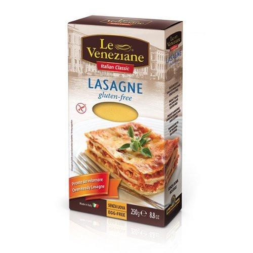 Le Veneziane Gluten-Free Lasagna Corn Pasta