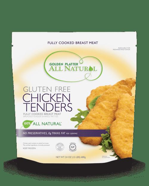 Golden Platter Foods Chicken Breast Tenders