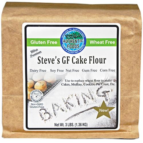 Authentic Foods Vegan Steve's Cake Flour Blend
