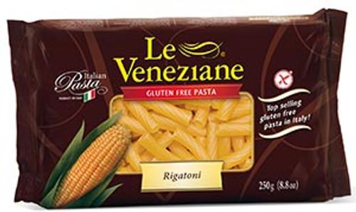 Le Veneziane Rigatoni Corn Pasta