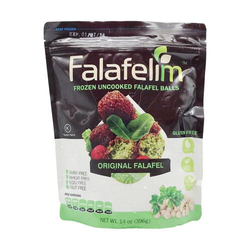 Falafelim Vegan Uncooked Falafel Balls (FROZEN)