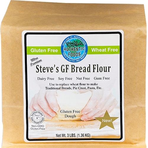 Authentic Foods Steve's GF Bread Flour