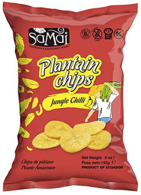 Samai Jungle Chili Plantain Chips