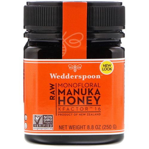 Wedderspoon Manuka Raw Honey, KF16