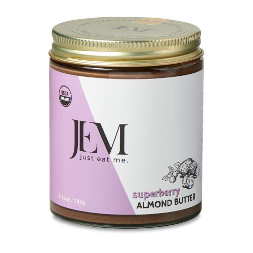 Jem Vegan Super Berry Almond Butter