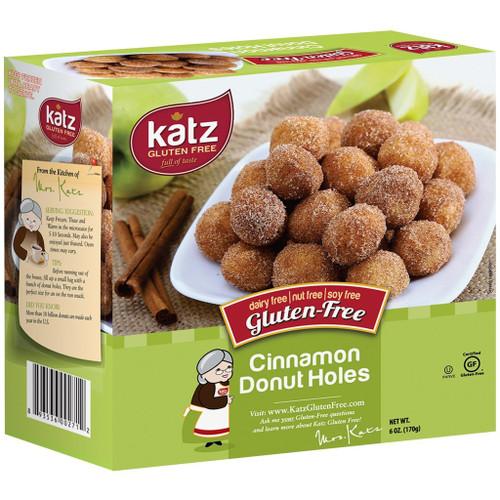 Katz Gluten Free Cinnamon Donut Holes