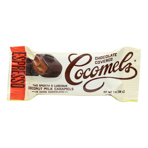Cocomels Espresso Chocolate Covered Cocomels