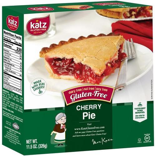 Katz Gluten Free Cherry Pie, 6 inch