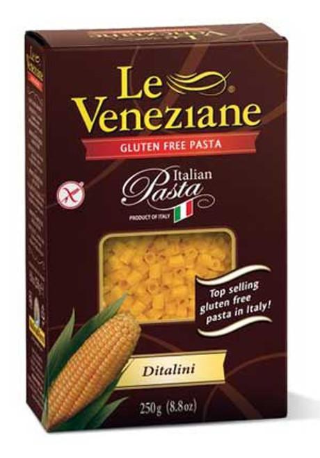 Le Veneziane Ditalini (Soup) Corn Pasta