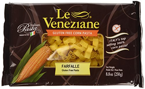 Le Veneziane Farfalle (Bow-Tie) Corn Pasta