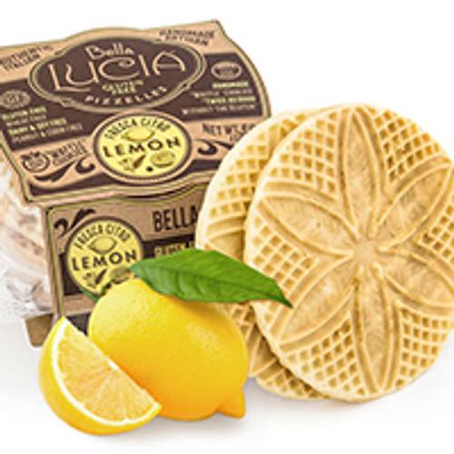 Bella Lucia Gluten-Free Lemon Love Pizzelles