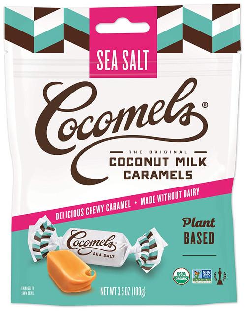 Cocomels Vegan Sea Salt Cocomels
