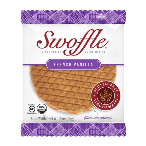 Swoffle French Vanilla Dutch Waffles