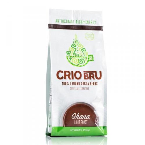 Crio Bru Ghana Light Roast Brewed Cocoa