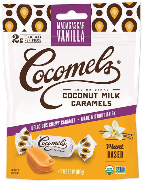 Cocomels Vegan Vanilla Cocomels