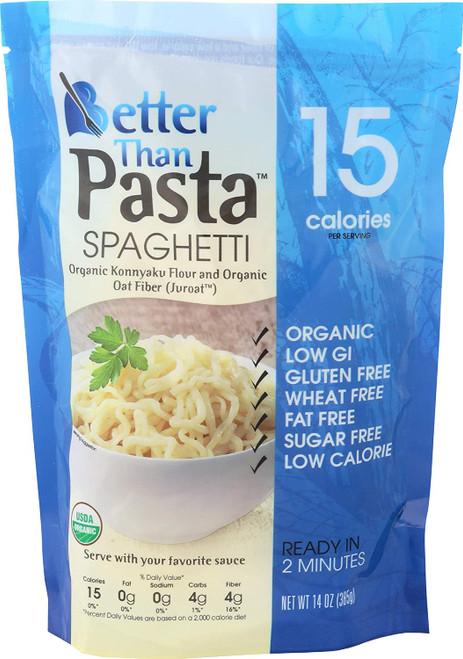 Better Than Konnyaku Organic Spaghetti