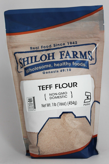 Shiloh Farms Teff Flour, Domestic