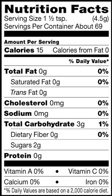 Shiloh Farms Organic  Date Sugar