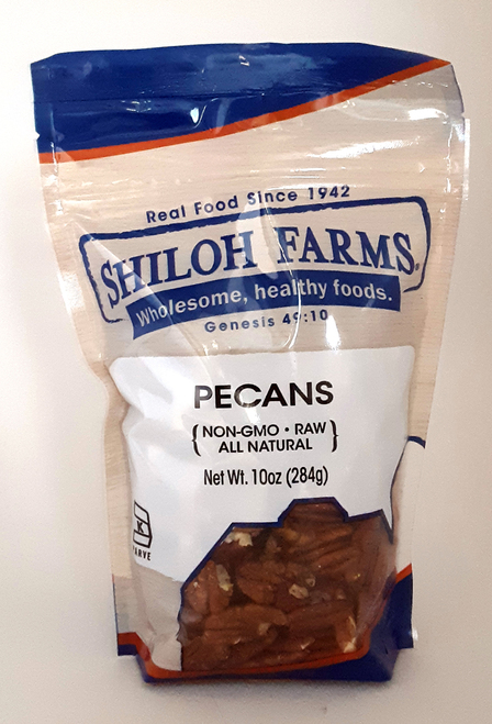 Shiloh Farms Pecan Halves