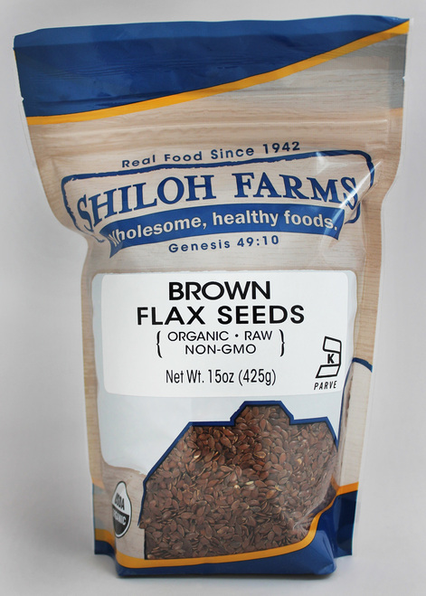 Shiloh Farms Brown Flax Seeds