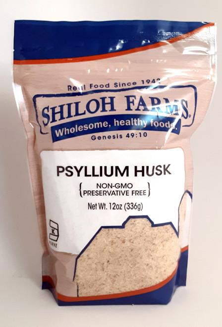 Shiloh Farms Psyllium Husk