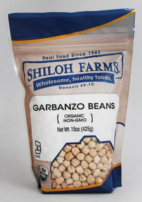 Shiloh Farms Garbanzo Beans Organic