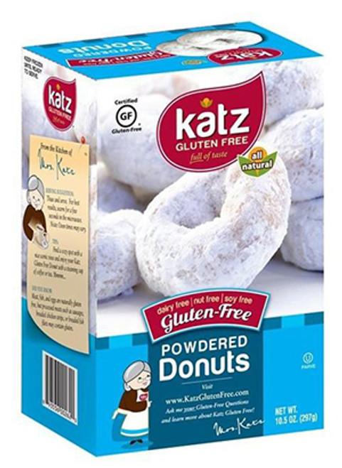 Katz Gluten-Free Powdered Donuts (FROZEN)