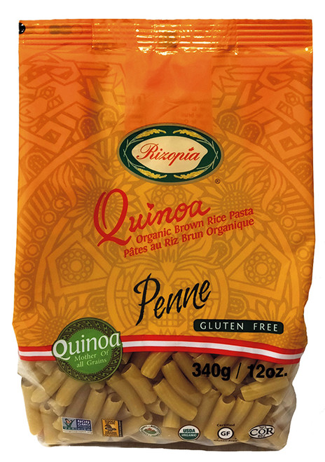 Rizopia Quinoa & Brown Rice Penne