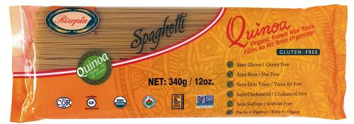 Rizopia Quinoa & Brown Rice Spaghetti