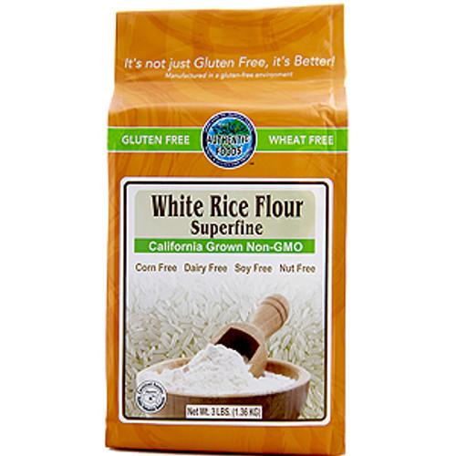 Authentic Foods Superfine White Rice Flour