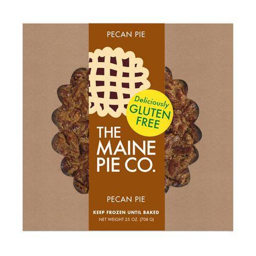 The Maine Pie Co. Gluten-Free Pecan Pie, 8 inch (FROZEN)