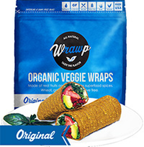 Wrawp Original Bread Wraps