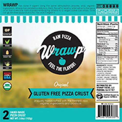 Wrawp Original Raw Pizza Crust