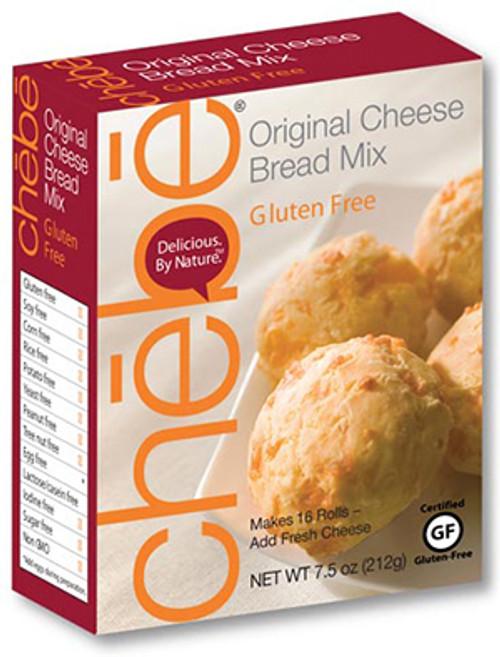 Chebe Gluten Free Original Cheese Bread Mix