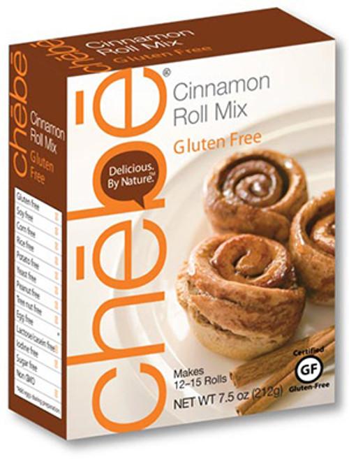 Chebe Gluten Free Cinnamon Roll-Ups Mix