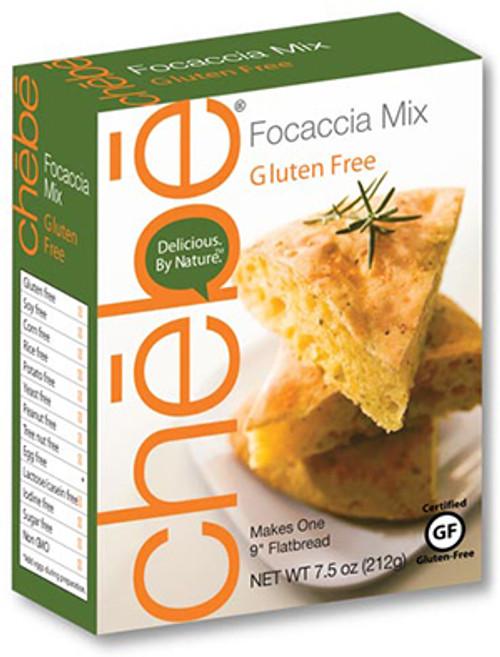 Chebe Gluten Free Focaccia (Italian Flat Bread) Mix