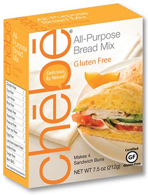 Chebe All Purpose Bread Mix (Dairy Free)