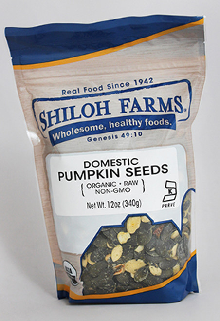 Shiloh Farms Pumpkin Seeds, Hulless, Domestic