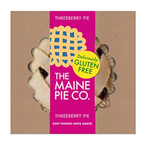 The Maine Pie Co. Gluten-Free Threeberry Pie, 8 inch (FROZEN)