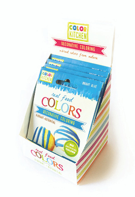 Color Kitchen Gluten-Free Blue Real Food Coloring