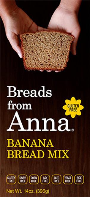 Breads From Anna Gluten-Free Banana Bread Mix
