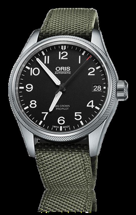 Oris Big Crown Pro Pilot Day Date 01 751 7697 4164-07 5 20 14FC
