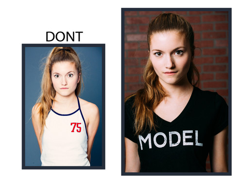 "Teaching a variety of poses used to prepare for professional photo-shoots. You will learn how to master posing techniques the pros use. ""Step away from the hand on the hip pose"".    Prerequisite: Posing Class Crash Course  Session 1 - Head/Shoulders + Expressions - Learn head and shoulder positioning for head-shots and portraits.  Session 2 - Bodywork + Movement+ Exaggeration - Perfect for those that struggle with variety poses  Session 3 - Standing + Sitting - Learning the proper method of standing and sitting for your body type  Session 4 - Crouching + Kneeling + Reclining - Learning to pose while sitting or laying down  Session 5 - Arms & Hands, and Eyes - Great for posing with props and products.  Session 6 - Putting them all together -Students will be able to determine which pose is best for the provided scenario.    WHAT TO BRING  All classes, please bring 2 changes of clothes that you are NOT comfortable in. If you bring clothing that I feel is not your ""worst"" outfit, clothing will be provided.  You will be able to choose 1 of your best photos to be retouched from each session. Classes will be held in Alexandria VA.   If you are expected to be more than 15 minutes late, please reschedule. There are no refunds for missed classes, however you can always make them up.   Contact: 240-428-6004"