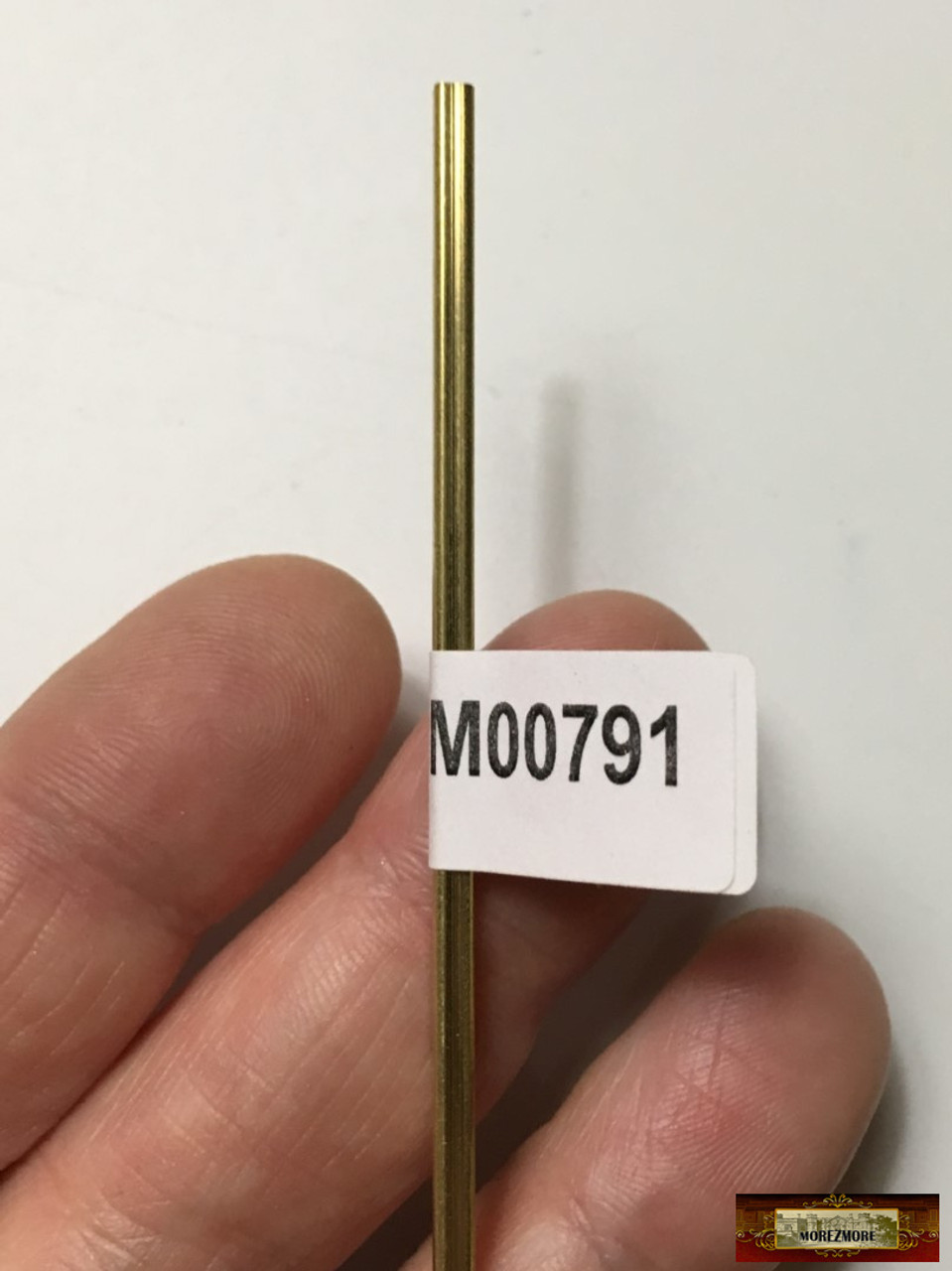 M01305 MOREZMORE 2 Telescopic Brass Round Tube #9821 #9822 3mm 4mm K/&S